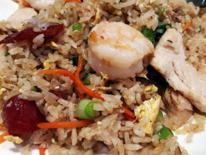 Far East Fried Rice