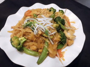 Pad Thai Tofu Vegetables