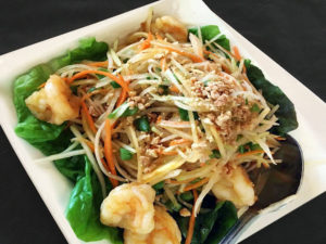 Papaya Salad (Som Tum)