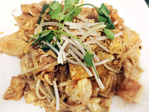 Traditional Pad Thai
