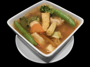 Tom Yum Vege Soup